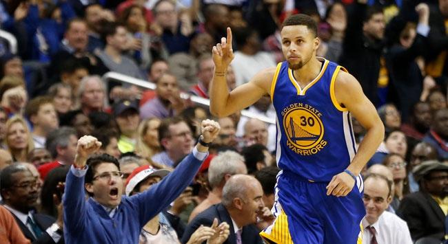 Curry varsa sorun yok!