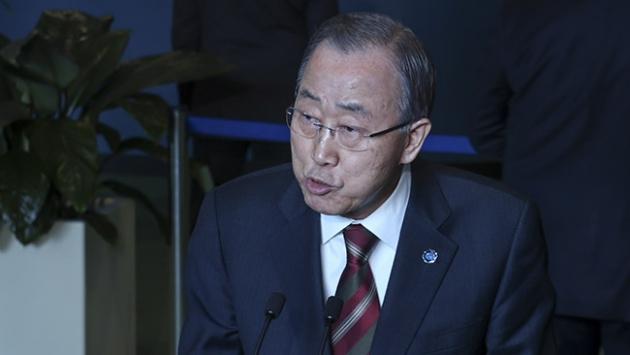 Ban: Suriyedeki durum sürdürülemez