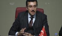 Bakan Tüfenkciden uluslararası kuruluşlara mektup