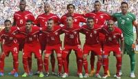 Filistin futbolu adım adım yükseliyor