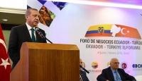 Cumhurbaşkanı Erdoğan: Küresel sorumluluklar ve zenginlikler daha adil paylaşılmalı