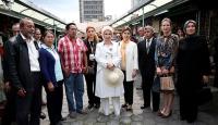 Emine Erdoğan, Ekvadorda Mindalae Müzesini ziyaret etti