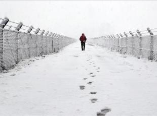 Kar Trakya'dan geliyor