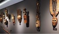 İzmirde Afrika sanatı sergisi