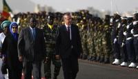 Cumhurbaşkanı Erdoğan Senegale geldi