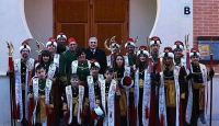 Festivalin gözdesi Türkler