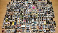Sahibinden satılık cep telefonu koleksiyonu ilgi çekiyor