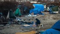 """""""Fransadaki sığınmacıların durumu endişe verici"""""""