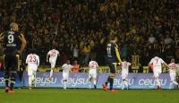 Fenerbahçe Antalyada 3 puan bıraktı