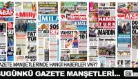 Bugünkü gazete manşetleri (6 Şubat 2016)