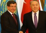 Başbakan Davutoğlu Kazakistanda