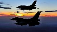 Irakın kuzeyine hava operasyonu