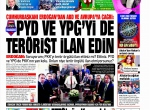 7 Şubat 2016 Gazete manşetleri