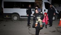 Bursada 34 kaçak göçmen yakalandı