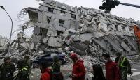 Tayvandaki depremde ölü sayısı artıyor
