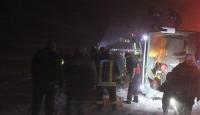 Kayseride 2 yolcu otobüsü devrildi: 69 yaralı