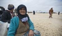 Halepten kaçan Suriyelilerin zorlu hayat mücadelesi