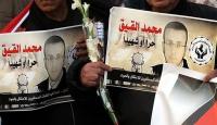 Açlık grevindeki Filistinli gazeteci Kayka destek