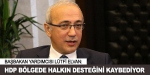 HDP bölgede halkın desteğini kaybediyor