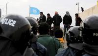 PKK yanlıları gazetecilere saldırdı