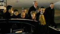 Almanya Başbakanı Merkel Türkiyede
