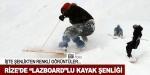 """""""Lazboard""""lu kayak şenliğinden renkli görüntüler"""