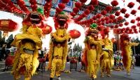 Çinde yeni yıl kutlamaları başladı
