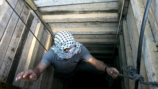 Tünelde mahsur kalan işçiler kurtarıldı