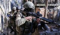 PKKlı teröristler Cudi ve Sur mahallelerinde sıkıştırıldı