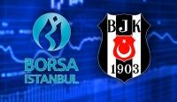 Beşiktaş hisselerinin fiyatı yükseldi