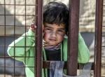 Halepten kaçan Suriyelilerin dramı
