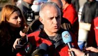 Türk Kızılayından Suriyeye her gün 20 tır yardım