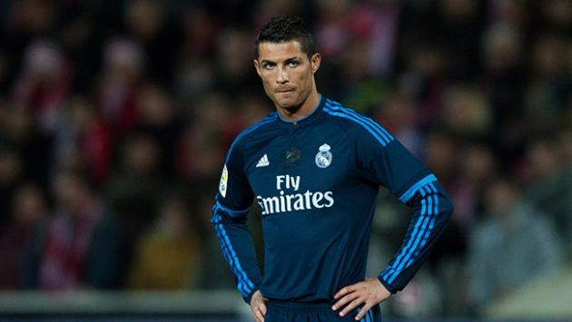 Ronaldoya La Liga gol kralı ödülü