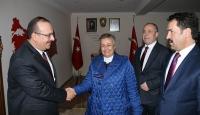 AK Parti milletvekilleri Hakkaride incelemelerde bulundu