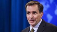 ABD BAEnin Suriye teklifini memnuniyetle karşıladı