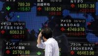 Japonyada Nikkei endeksi sert düştü