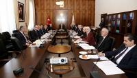 Numan Kurtulmuş başkanlığında eylem planıyla ilgili toplantı