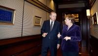 Merkelin Türkiye ziyareti Alman basınında