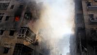 Şamda bomba yüklü araçla saldırı: 7 ölü, 18 yaralı