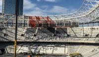 Vodafone Arenada önemli aşama