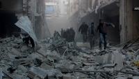 Deraya hava saldırısı: 6 sivil öldü
