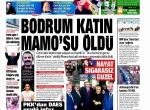 10 Şubat 2016 Gazete manşetleri