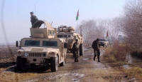 Afganistanda Taliban militanlarıyla korucular arasında çatışma