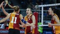Galatasaray Avrupada yarı finali kovalıyor