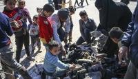 Türkiyenin yardım eli Suriyeye uzandı