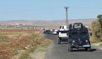 Nusaybinde zırhlı polis aracına terör saldırısı: 2 yaralı
