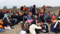 Yunanistanda 50 bin sığınmacı mahsur kalabilir