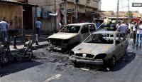 Kerkükte bomba yüklü araçla saldırı