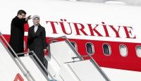 Başbakan Davutoğlu Hollandadan ayrıldı