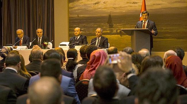 """""""Türkiye, demokrasisinin zirvesini yaşayan ülke durumunda"""""""